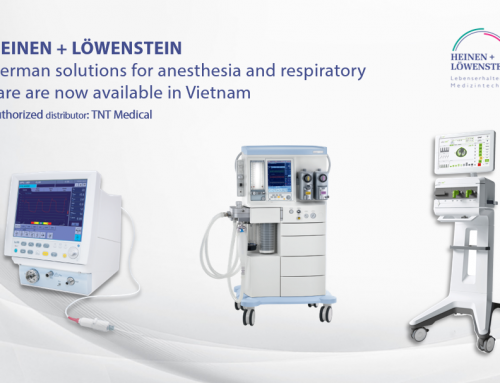 TNT Medical- authorized distributor of Löwenstein in Vietnam