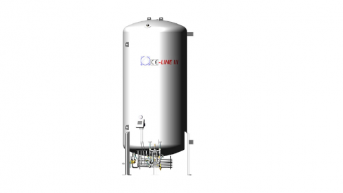 Oxygen Cryogenic Storage Tank