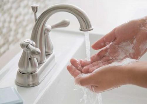 Bồn rửa tay vô trùng
