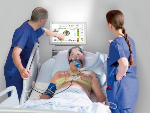 Máy thở hồi sức cấp cứu