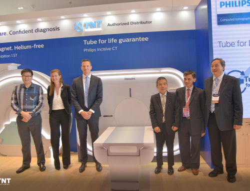 TNT Medical joins Philips to launch Incisive CT at 21st annual Congress of VSR