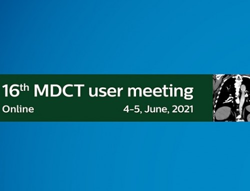 Join in 16th MDCT user meeting with Philips